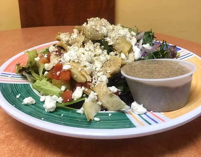 BillyQ's Greek Salad
